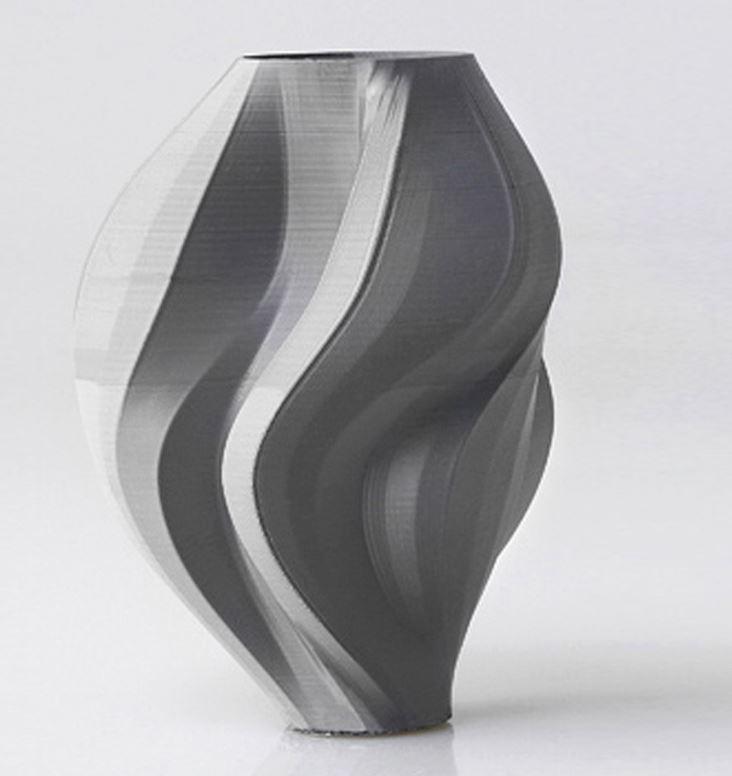 Stampa 3D con filamento in alluminio