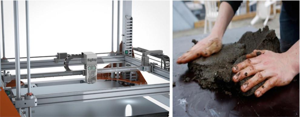 Dai mobili in alga alla stampa 3D, come cambia l'arredamento