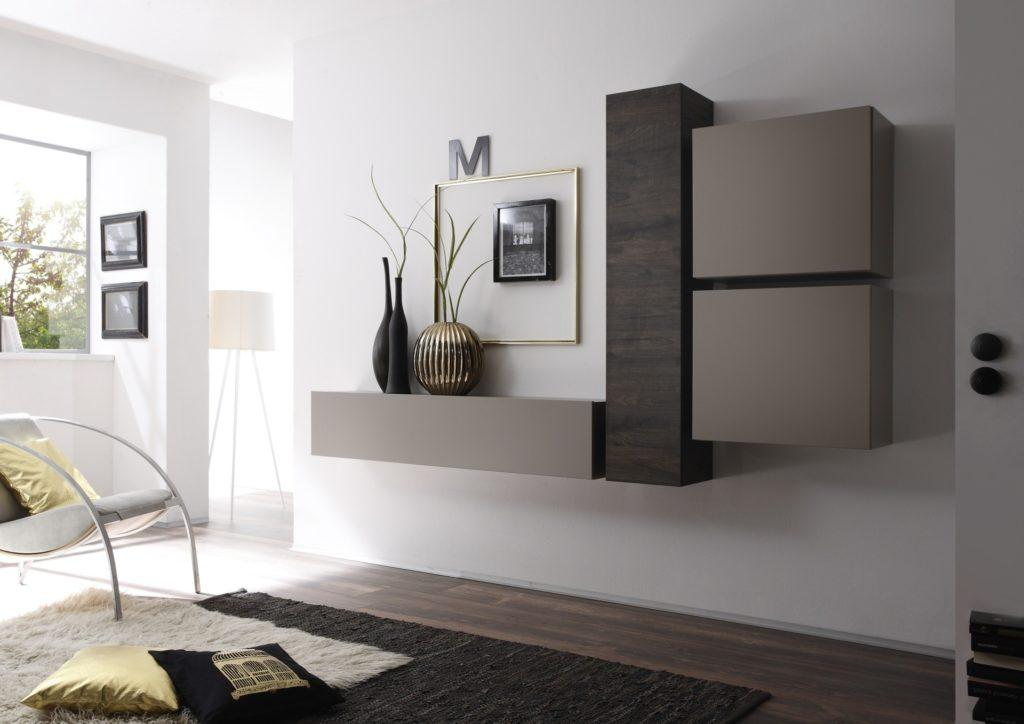 soggiorni moderni di tendenza, le nuove pareti attrezzate - blog ... - Arredamento Soggiorno Wenge
