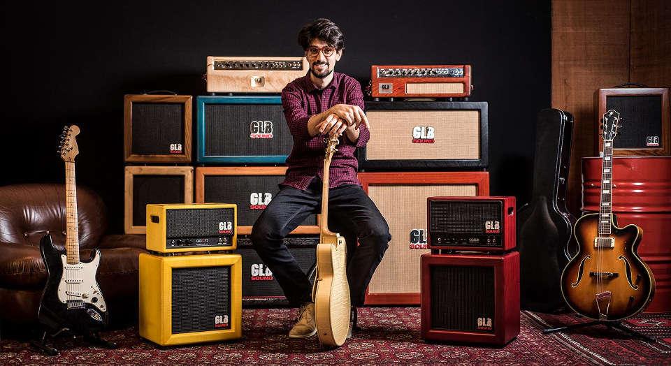 Gianluca La Boria ci racconta di GLB Sound, la sua bottega di diffusori ed amplificatori artigianali